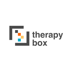 Therapy box logo