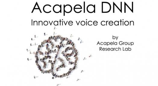 Acapela DNN image